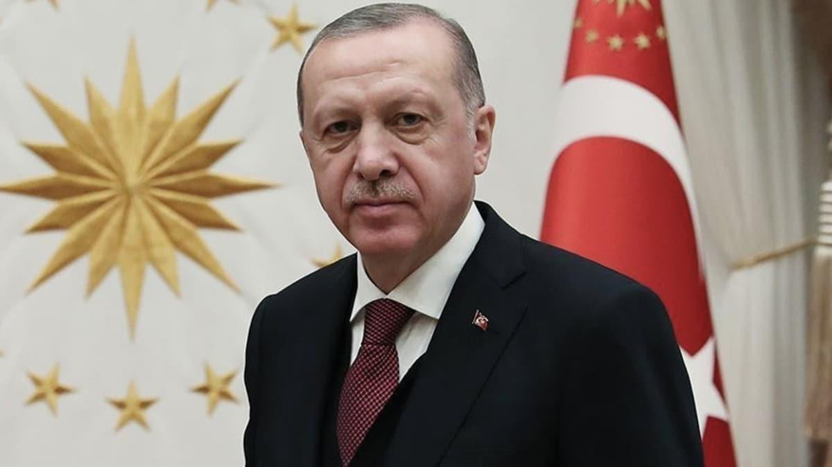 Başkan Erdoğan'dan Mersin şehitlerinin ailelerine başsağlığı mesajı