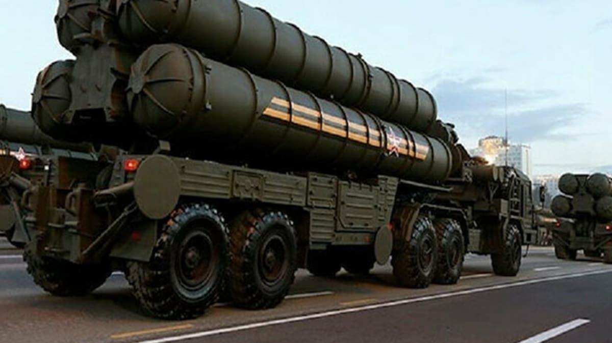 Rusya'dan Türkiye açıklaması: S-400 sevkiyatında olası ikinci partisi için çalışmalar sürüyor