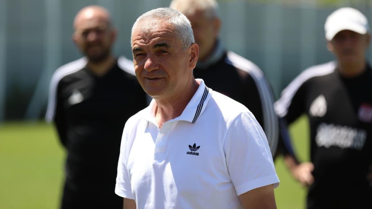 Sivasspor, teknik direktör Rıza Çalımbay'ın sözleşmesini 1 yıllığına uzattı