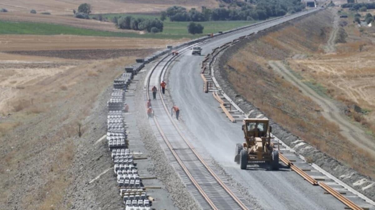 Bakan Karaismailoğlu, Ankara-Sivas YHT hattında müjdeyi verdi: Tünelin ucundaki ışığı gördük