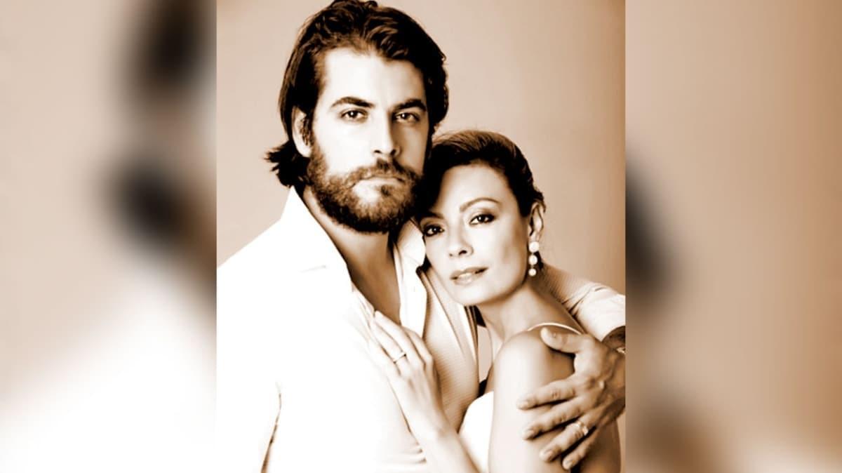 Özge Özder ile şarkıcı eşi Sinan Güleryüz'den evlilik yıldönümüne şarkılı kutlama