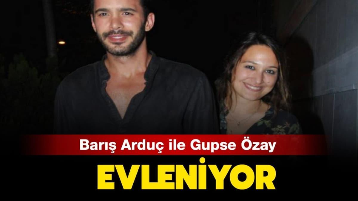 """Barış Arduç kaç yaşında ve nereli"""" Gupse Özay ile aralarındaki yaş farkı kaç"""""""
