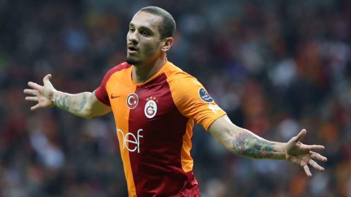 Galatasaray'da Maicon için karar verildi: Kapalıyız!