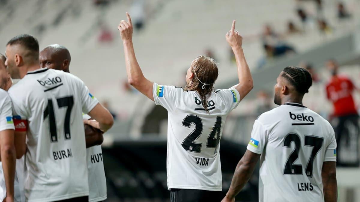 Beşiktaş 19-20: En istikrarlı Vida, en hırçın Caner, en golcü Burak