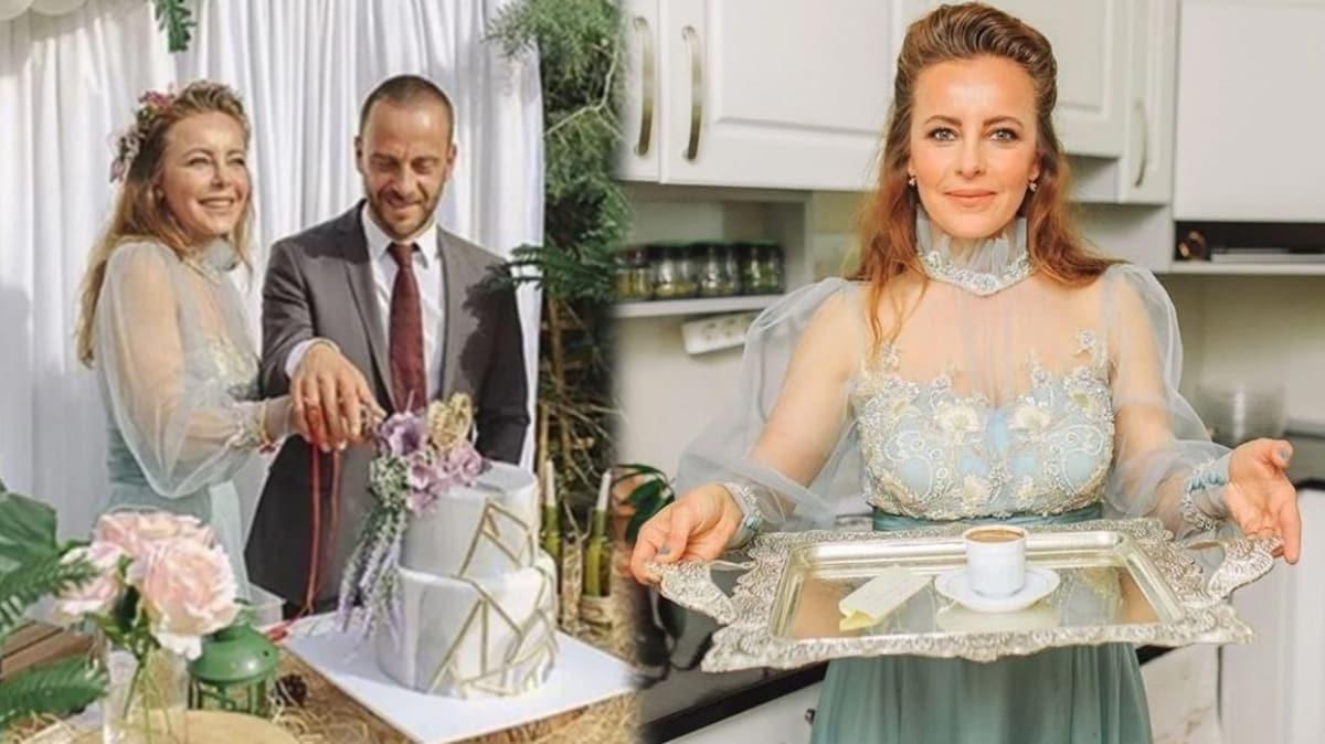 Evlilik beklerken ayrılık geldi! Vildan Atasever nişanı attı