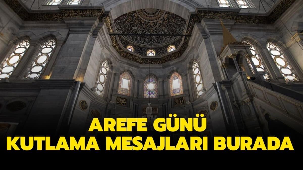 En güzel, anlamlı, kısa ve öz Kurban Bayramı Arefe mesajları: Arefe Günü kutlama mesajları ve sözleri burada!
