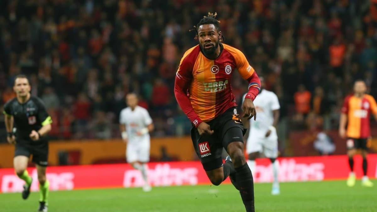 Galatasaray'ı kurtaracak bonservis Luyindama'dan gelecek