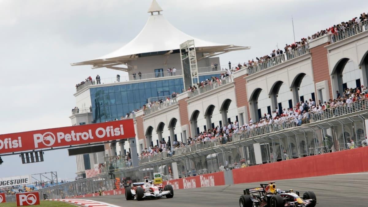 İstanbul Park'tan Formula 1 açıklaması: Görüşmeler sürüyor