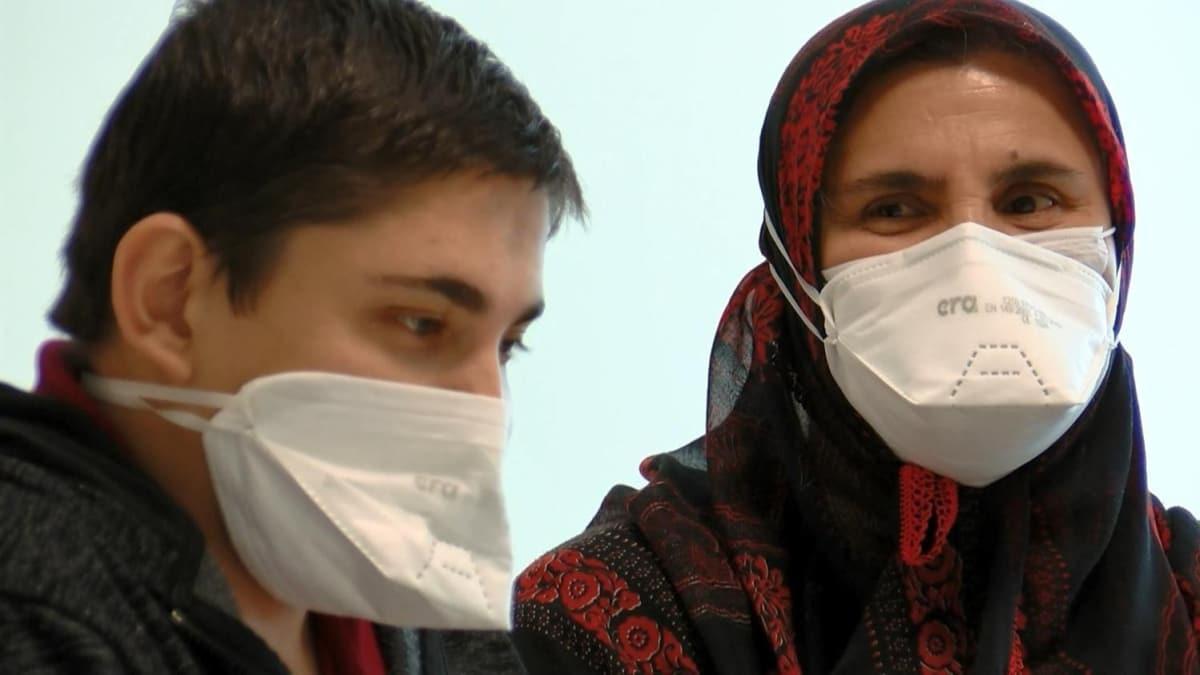 Başakşehir Çam ve Sakura Şehir Hastanesi'nde ilk organ nakli yapıldı