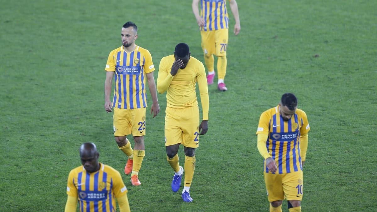 MKE Ankaragücü'nün 2019-2020 sezonu karnesi