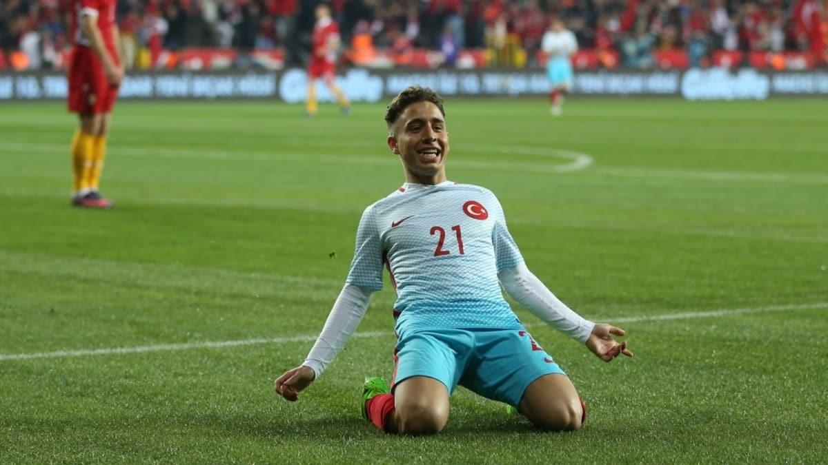Trabzonspor'a Emre Mor önerisi