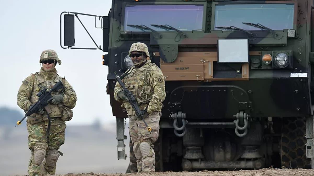 ABD Savunma Bakanı Esper: ABD, Almanya'dan yaklaşık 11 bin 900 askerini çekecek