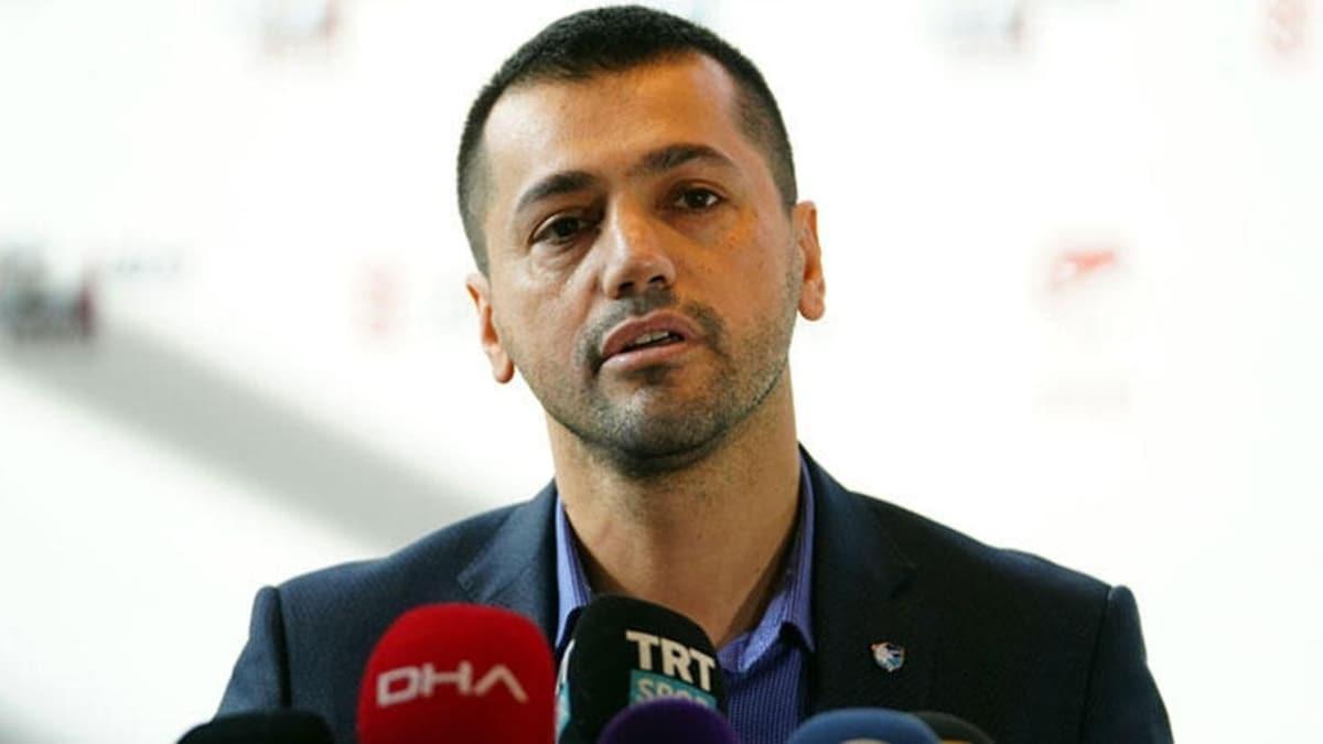 """BB Erzurumspor Başkanı: """"Bir daha geri dönmemek üzere geri geliyoruz"""""""