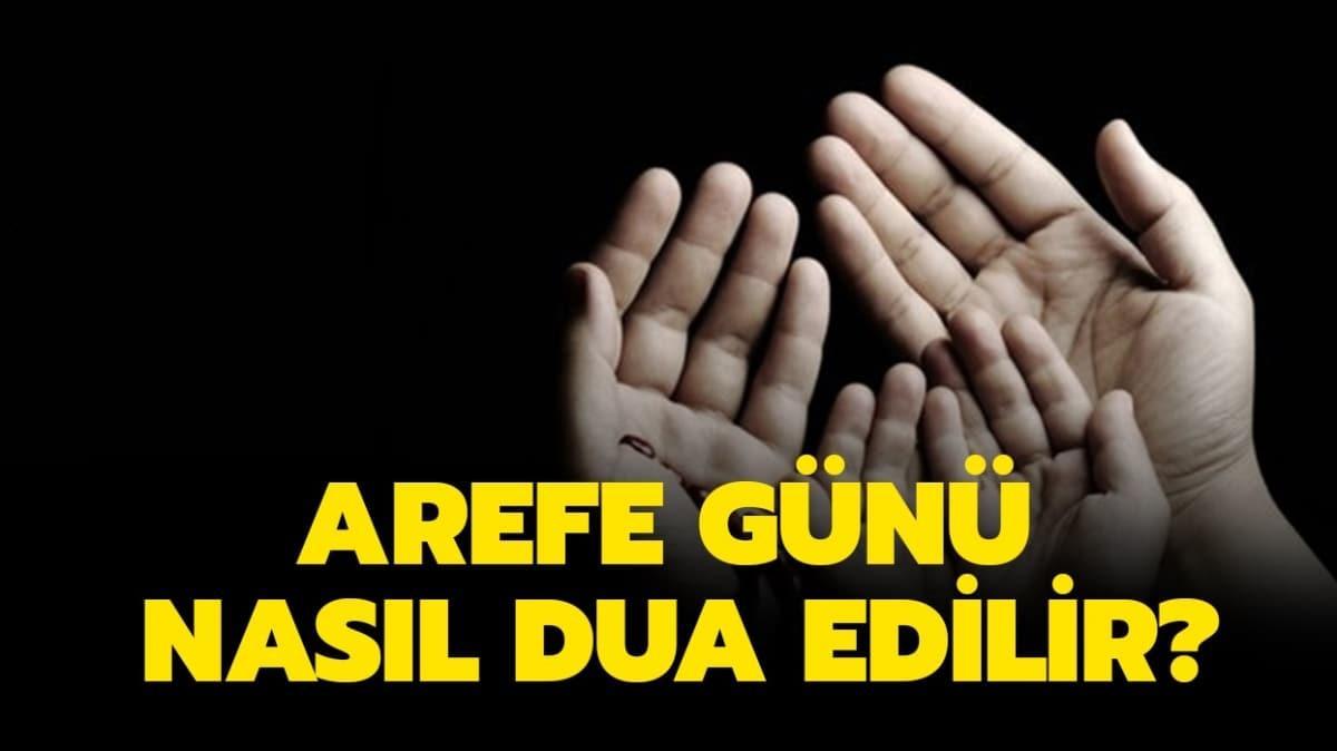 """Peygamber Efendimizin arefe günü okuduğu dua nedir"""" Arefe günü duası nasıl okunur"""""""