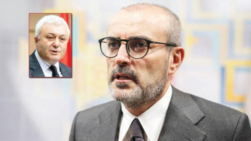 AK Partili Bülent Turan sordu: Tuncay Özkan bu yasaya nerede direndi!