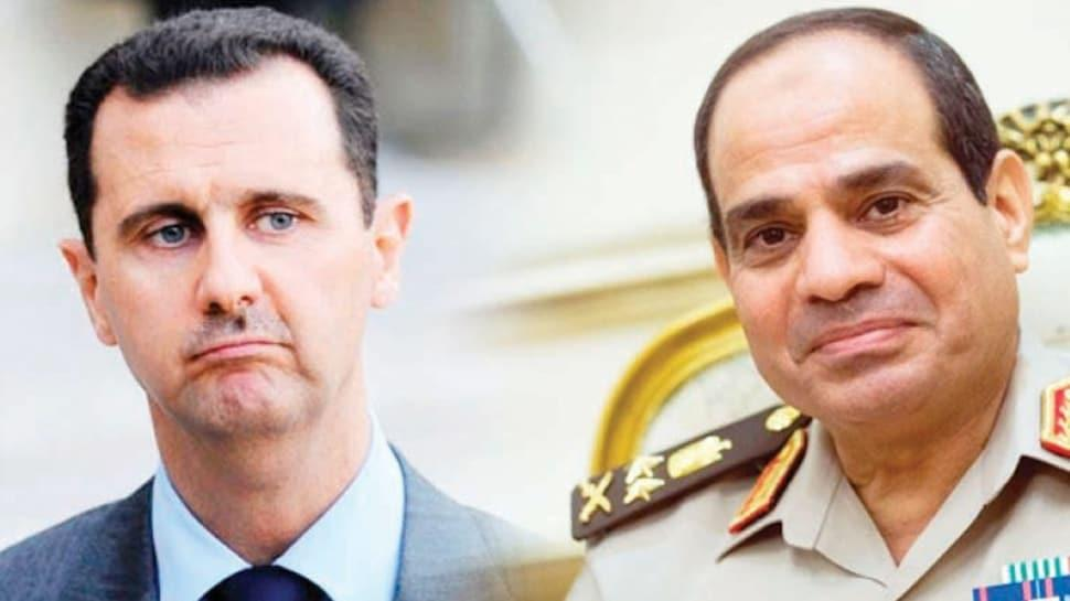 Sisi'den Esed'e 150 asker