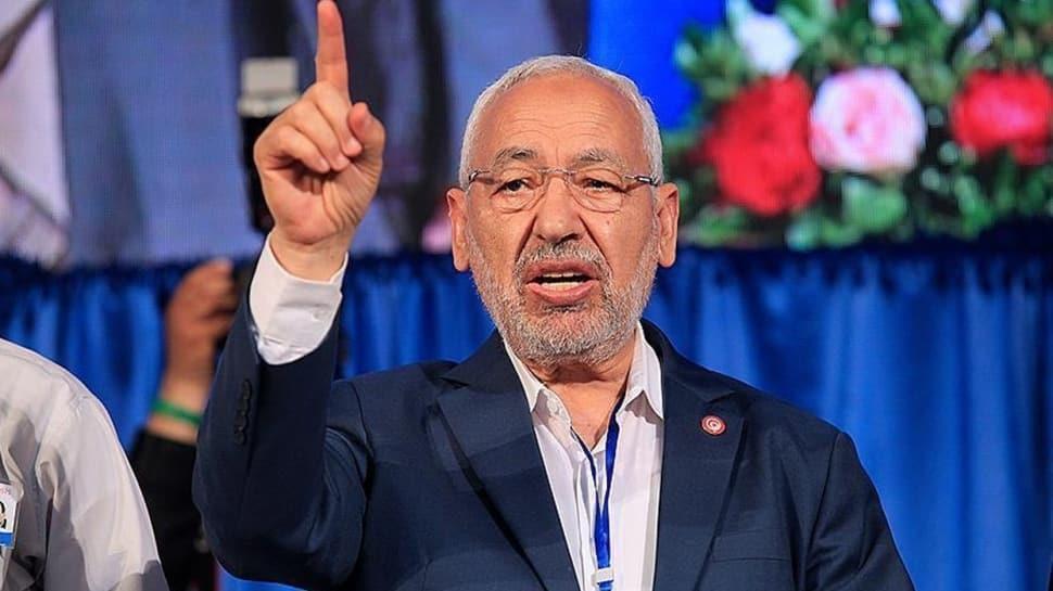 BAE'nin hayalleri suya düştü... Tunus Meclis Başkanı Gannuşi yeniden güvenoyu aldı!