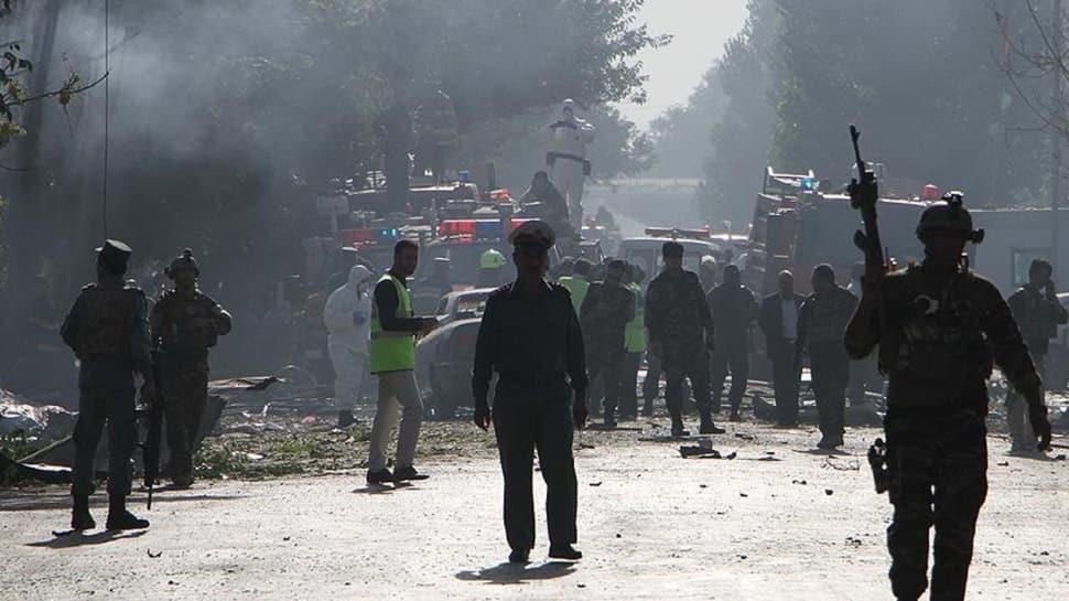 Afganistan'da bomba yüklü araçla saldırı... Çok sayıda ölü ve yaralı var!