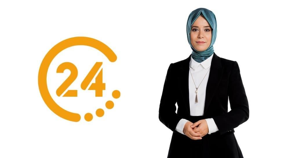 Bayram, 24 TV ile evinize geliyor...
