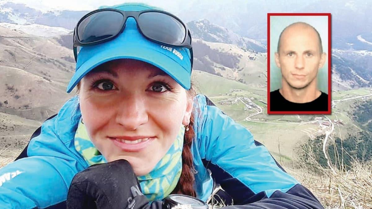 Rus atletin korku dolu anları! Eski eşi bavula koyup ormana götürdü