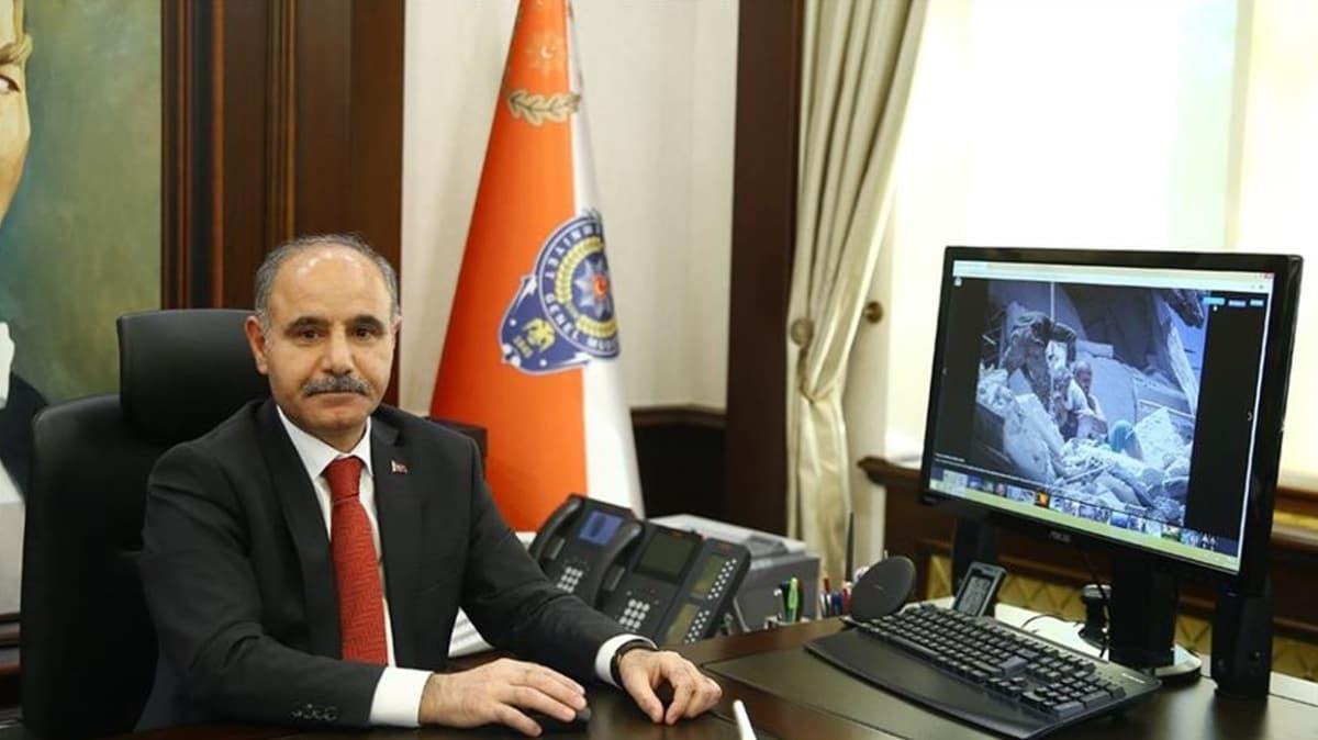 Emniyet Genel Müdürü Mehmet Aktaş'tan Kurban Bayramı mesajı
