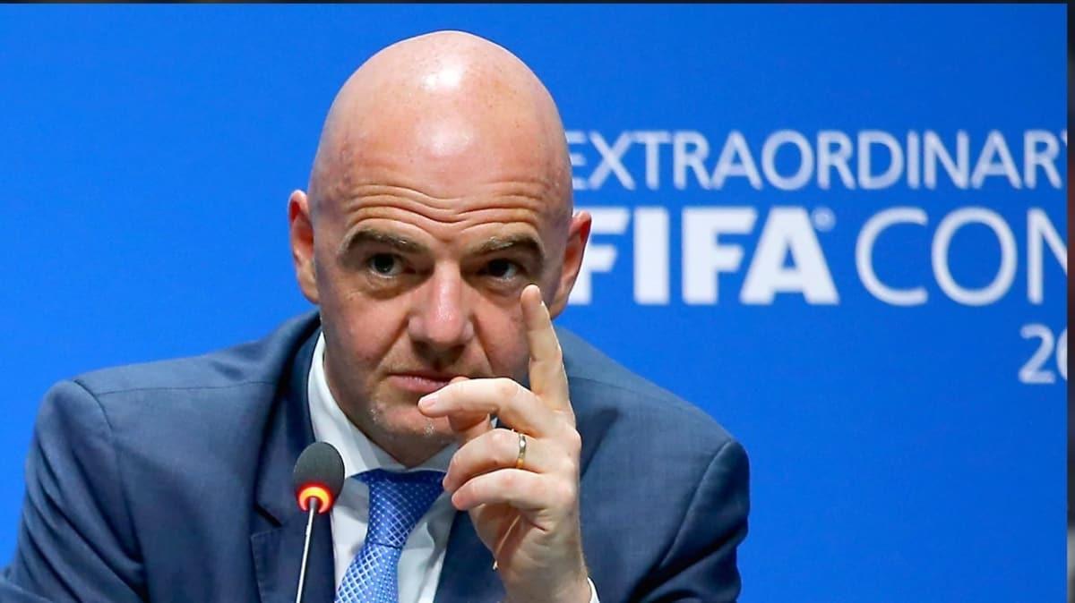 FIFA'da rüşvet ve yolsuzluk depremi! Gianni Infantino hakkında soruşturma...