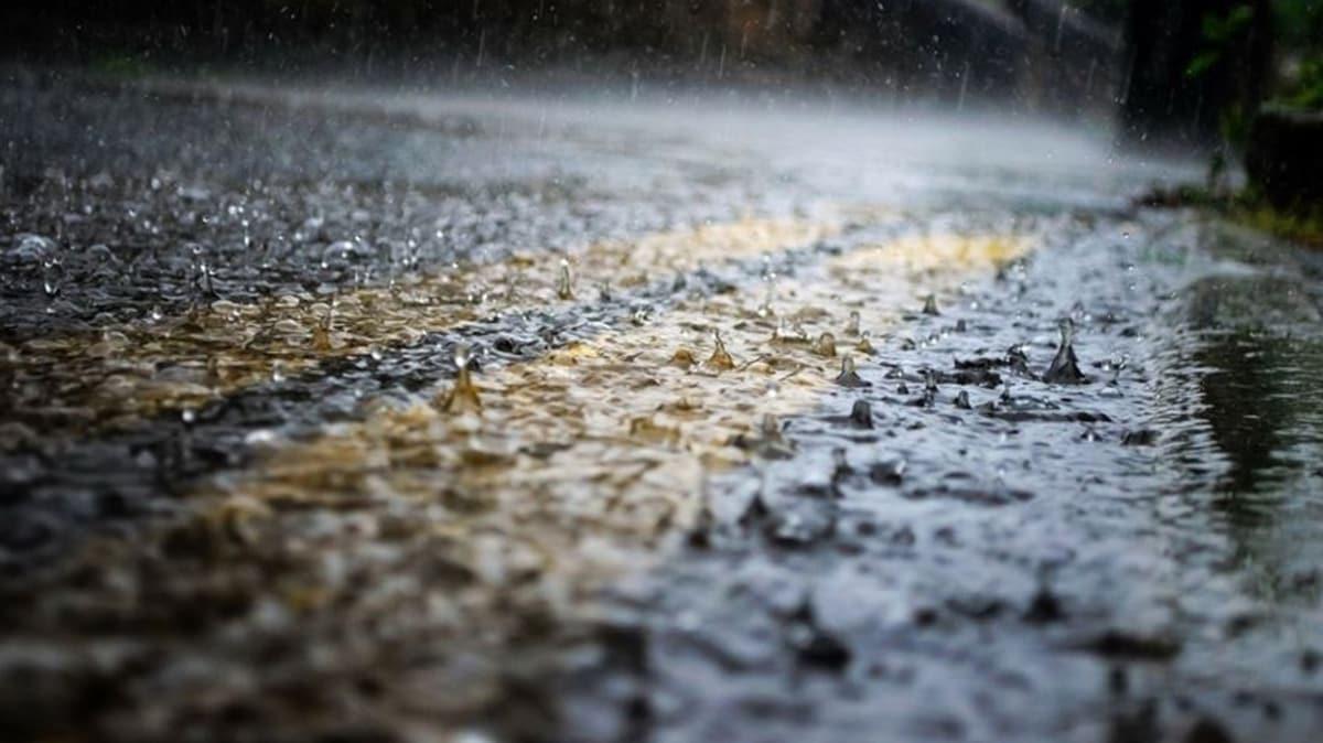 Meteoroloji uyardı... Sağanak yağış geliyor!