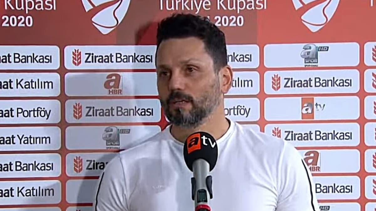 Erol Bulut'tan Fenerbahçe sorusuna cevap: Birkaç gün içinde açıklama gelecek