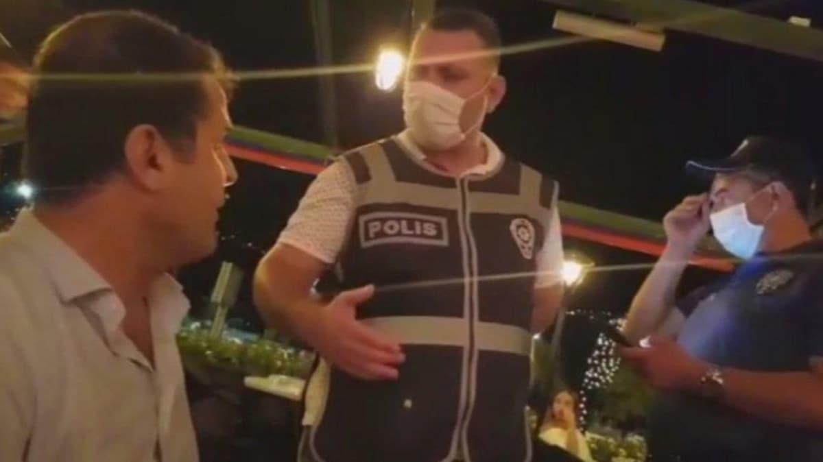 Hatay Baro Başkanı Ekrem Dönmez'in gözaltına alınmasıyla ilgili EGM'den açıklama