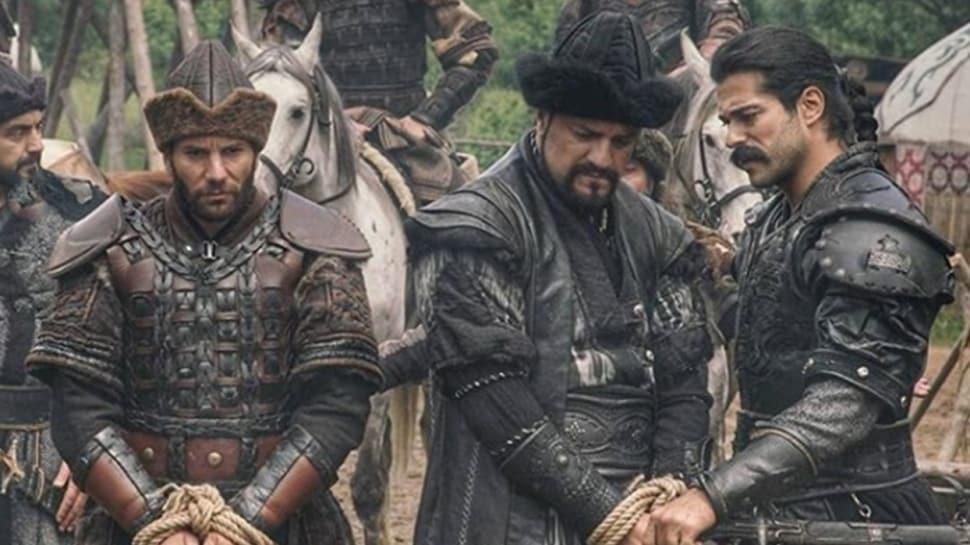 Çağkan Çulha 'Kuruluş Osman' dizisine veda etti!