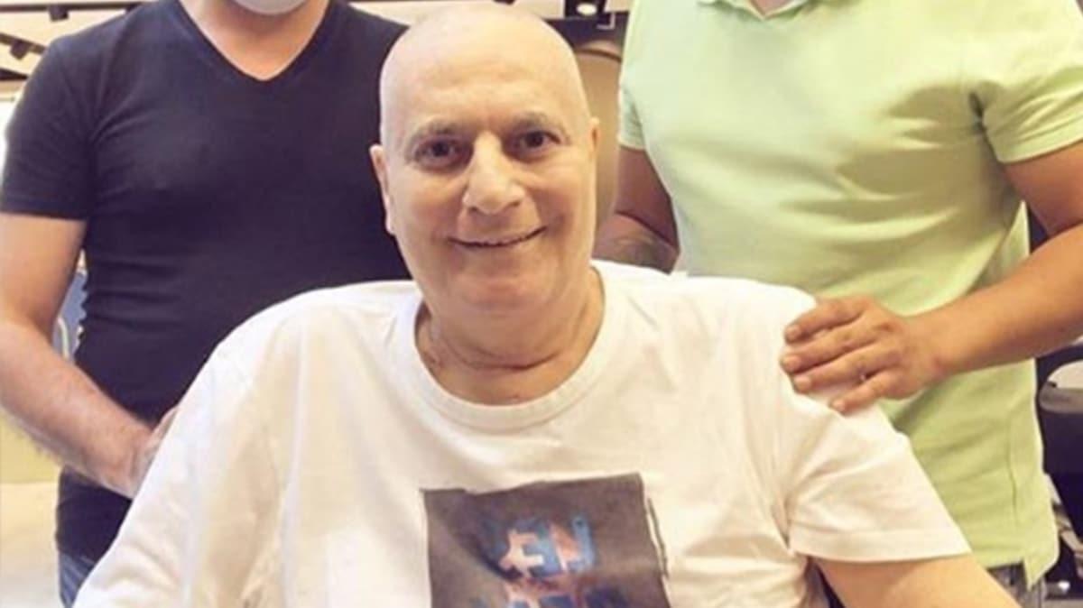 Mehmet Ali Erbil'in ismi yavru aslana verildi