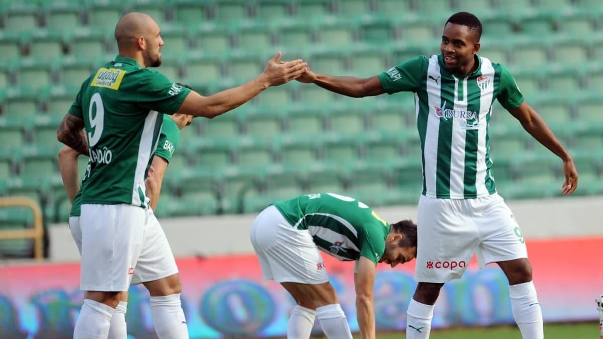 Bursaspor eski golcülerini arıyor