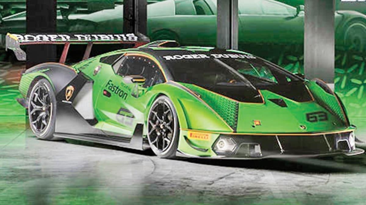 Lamborghini Essenza SCV12 resmi olarak tanıtıldı! Bu aracın trafiğe çıkması yasak