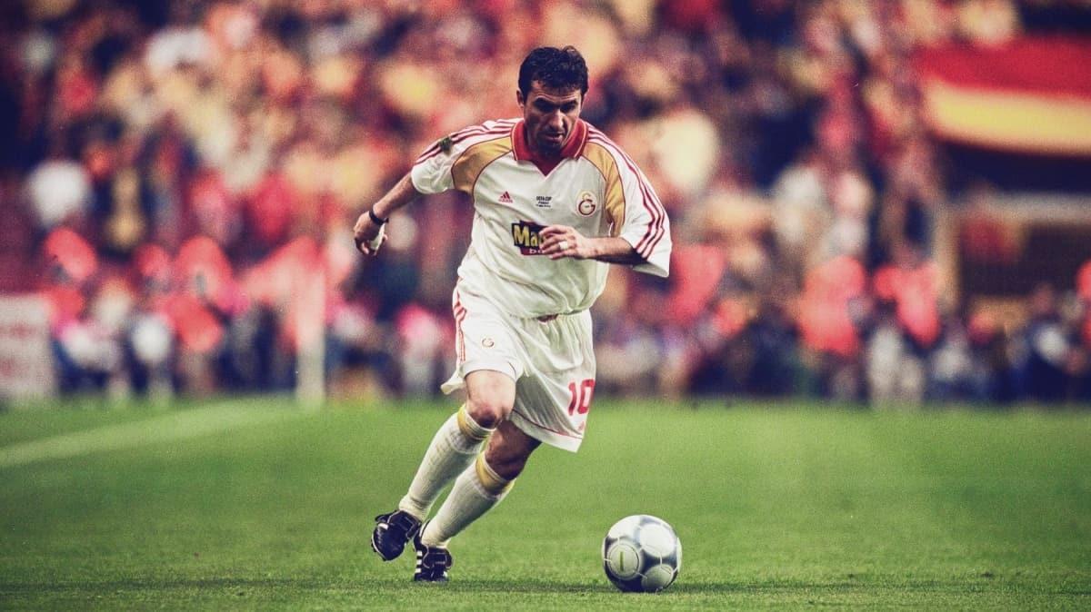 24 yıl önce bugün: Gheorge Hagi Galatasaray'a imza attı