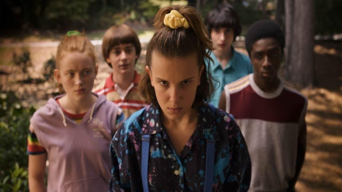 Stranger Things 4.sezon tanıtım videosu haberde!