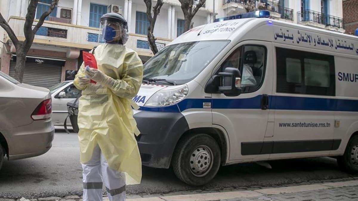 Irak'ta koronavirüs nedeniyle bir günde 70 kişi hayatını kaybetti