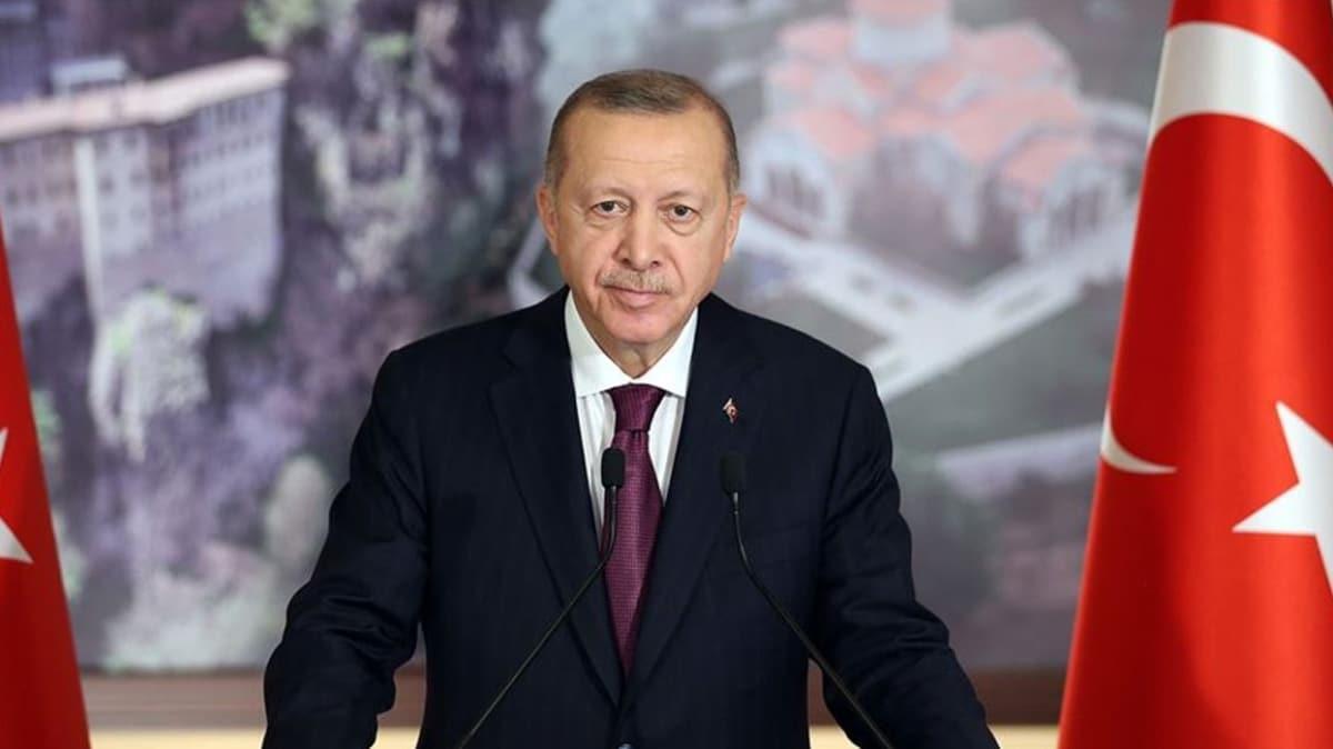 Başkan Erdoğan, Süper Lig'e yükselen takımları tebrik etti