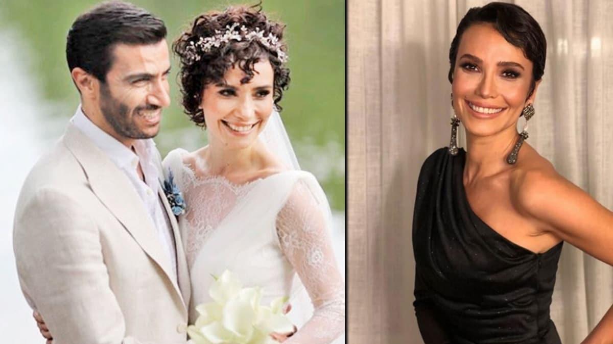 Arman Bıçakçı ile sürpriz bir şekilde evlenen Songül Öden'den ilk paylaşım!