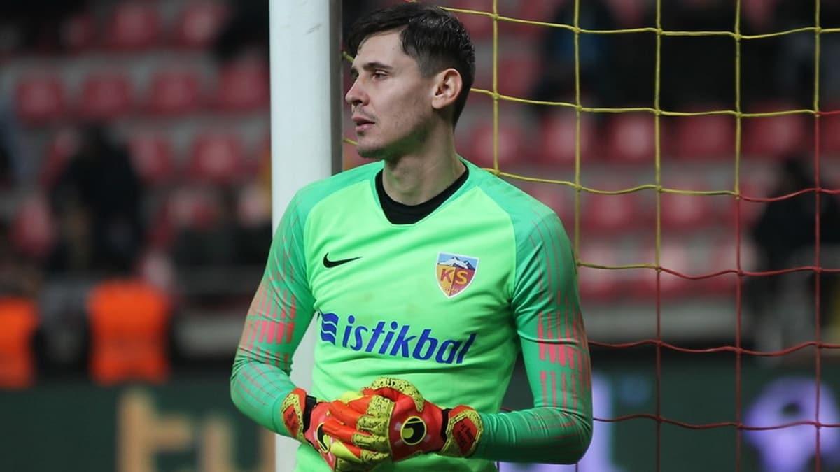 Silviu Lung'dan Galatasaray sorusuna yanıt