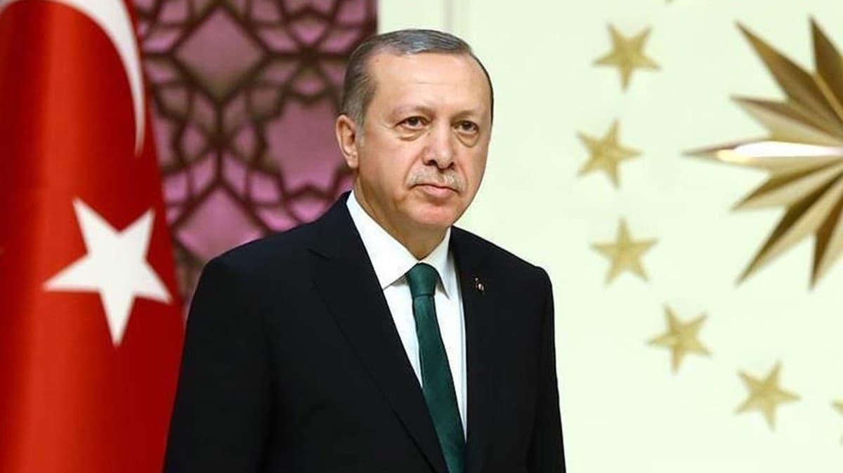 Başkan Erdoğan: Suriye'den Libya'ya zafer için kararlıyız