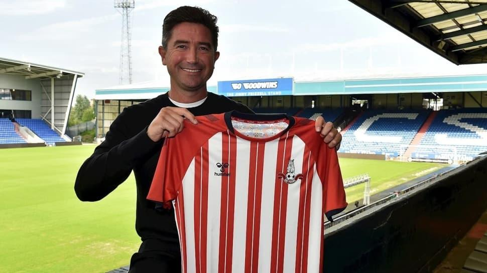 Oldham Athletic, Harry Kewell'a emanet