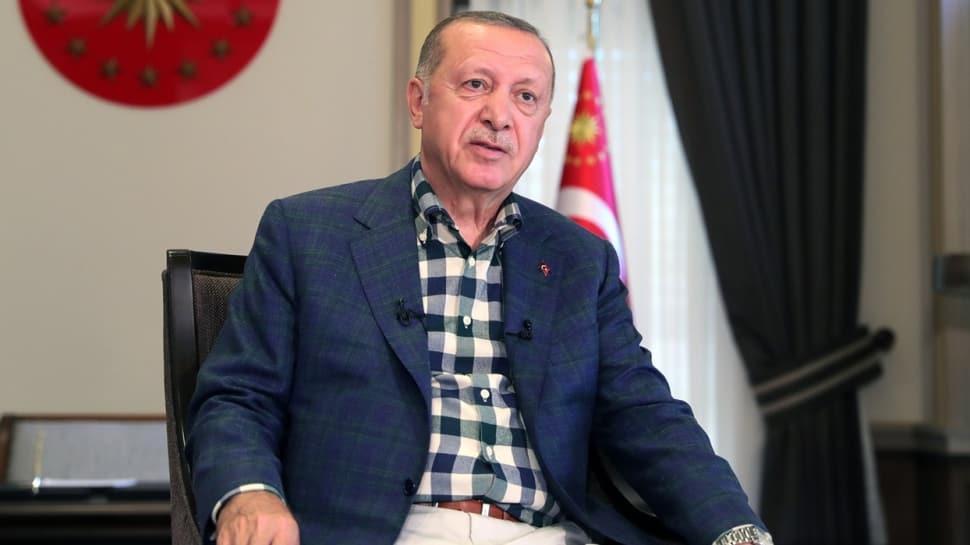 Başkan Erdoğan: Ayasofya'nın ibadete açılması bayram sevincimizi artırdı