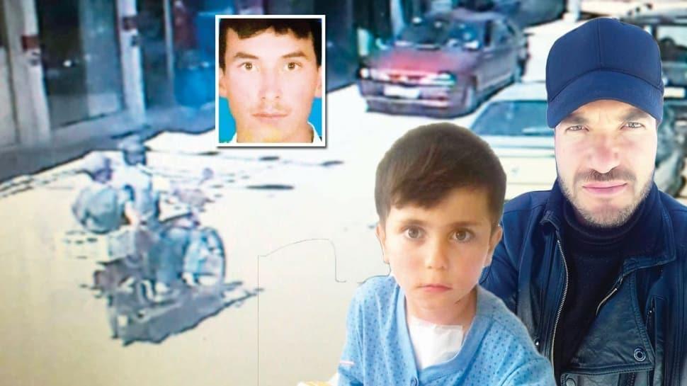 Baba-oğul cinayetinde kan donduran detay! Katil, çocuğu taş attığı için öldürmüş
