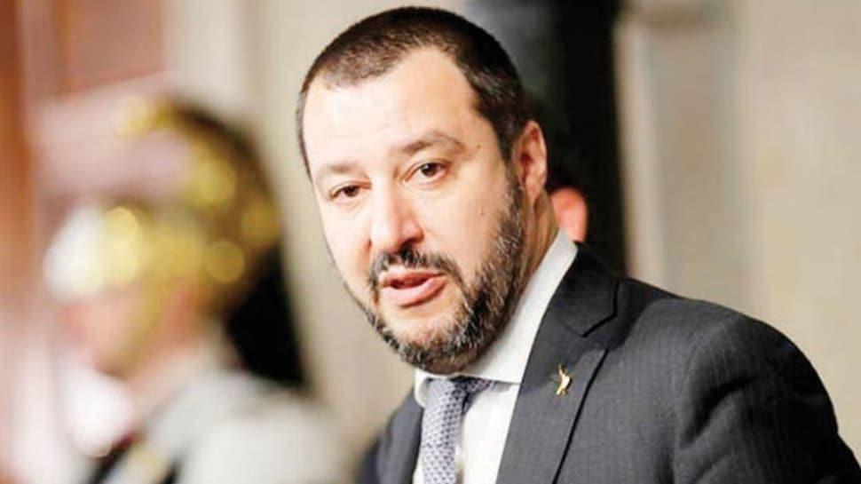 Göçmen düşmanı Matteo Salvini'ye yargı yolu