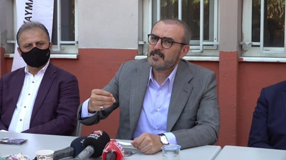 """AK Partili Ünal'dan CHP'ye 'sosyal medya yasası' tepkisi: Siz kimin tarafındasınız"""""""