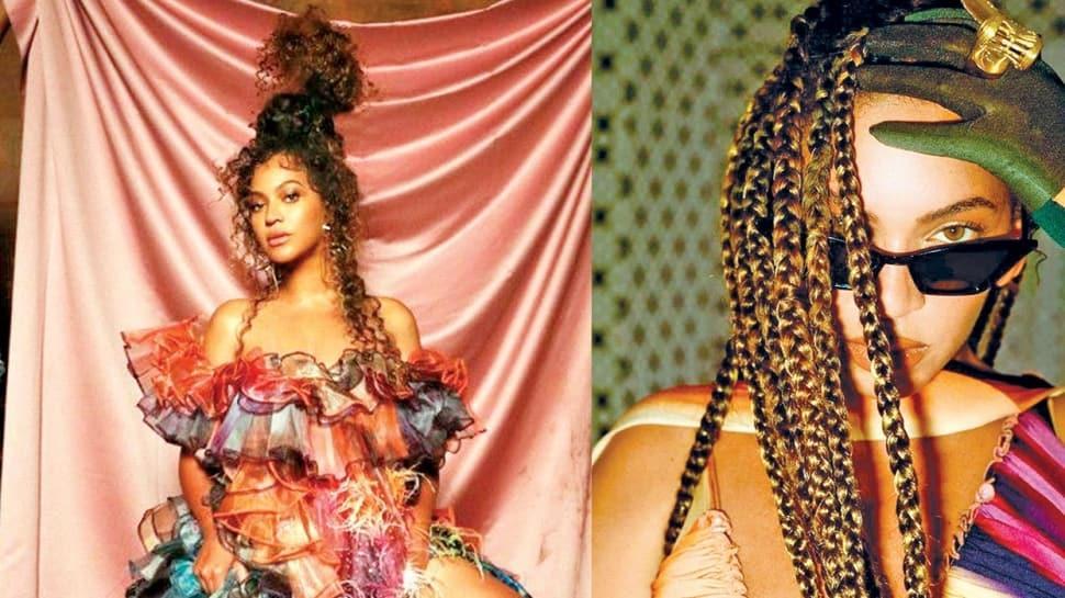 Beyonce'un yeni görsel albümü Black is King görücüye çıktı