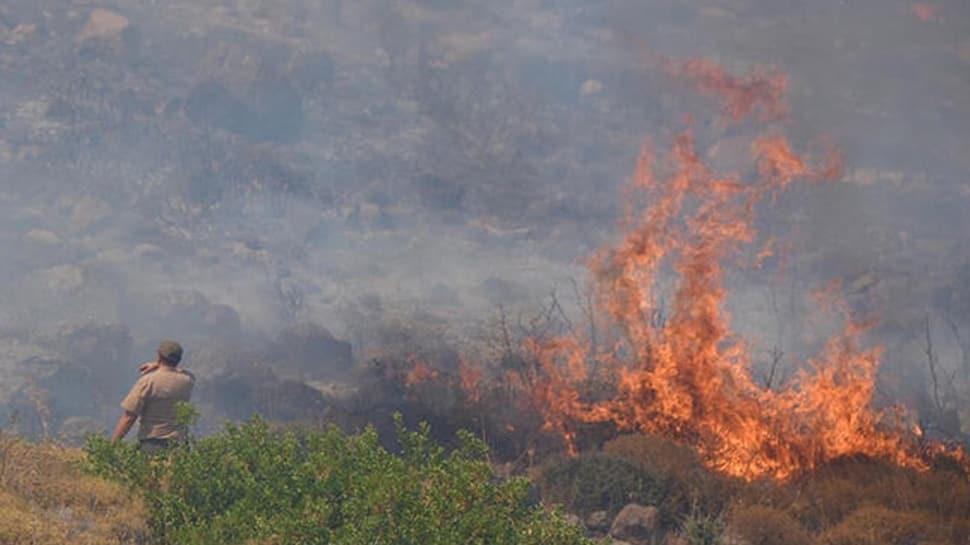 İzmir'den peş peşe yangın haberleri: Söndürme çalışmaları sürüyor