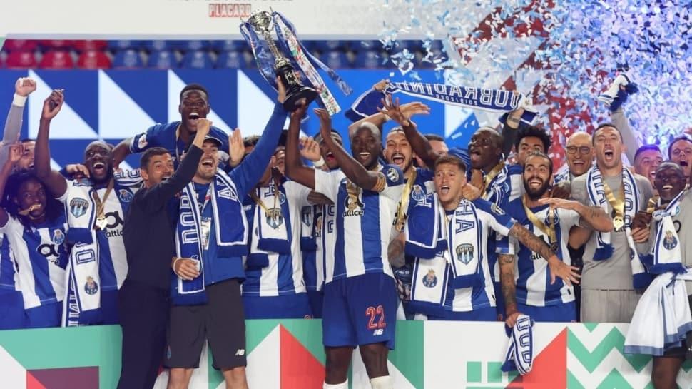 Porto, Portekiz Kupası'nı 17. kez müzesine götürdü
