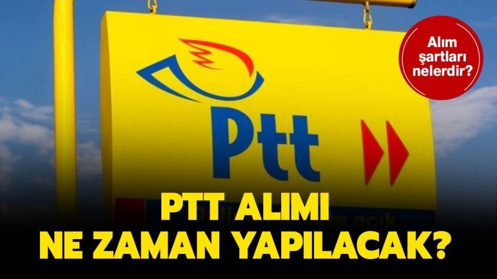 """PTT'ye kimler başvurabilir"""""""