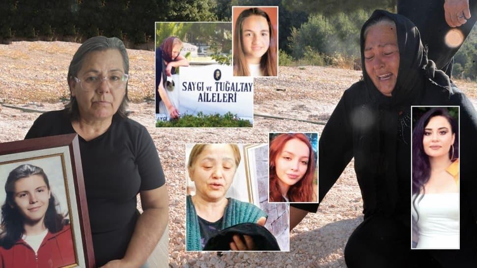 Alçakça katledilen kadınların anneleri AKŞAM'a konuştu! 'Her bayram acımız büyüyor'
